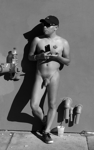Dore Alley nude