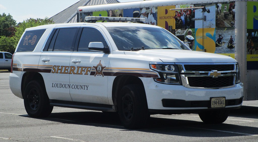 Loudoun County Sheriff's Office K-9 Unit 2016 Chevrolet Ta ...
