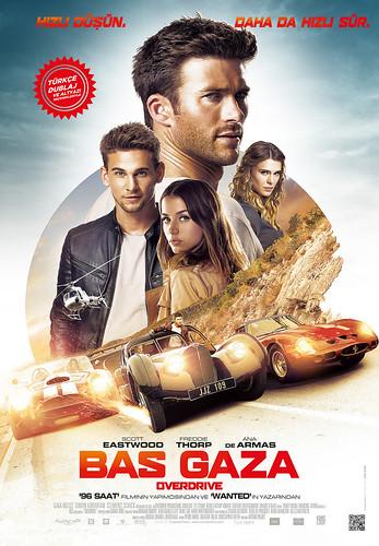 Bas Gaza - Overdrive (2017)