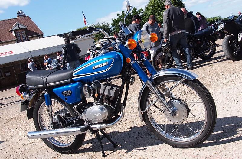 Kawasaki 100 Sport 1975 36650813696_9df049cabe_c