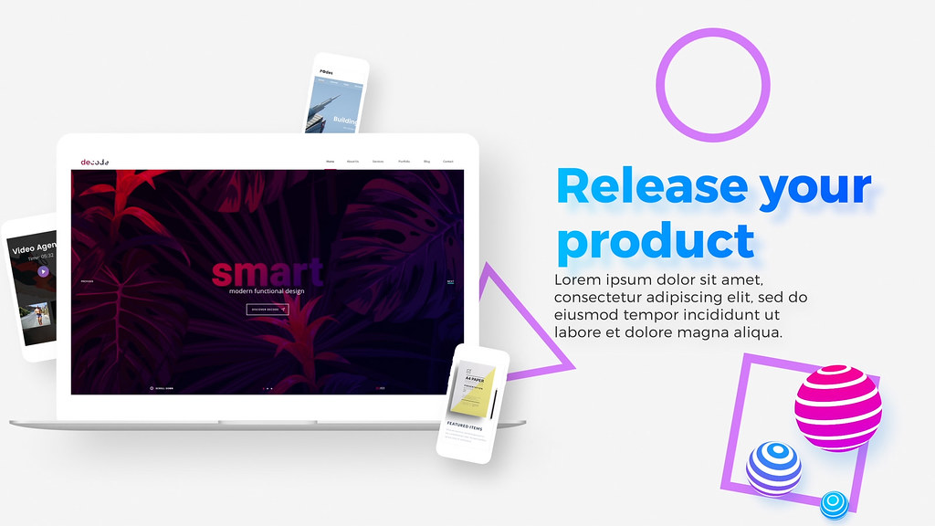 Website / Design & Development Agency Presentation - 8