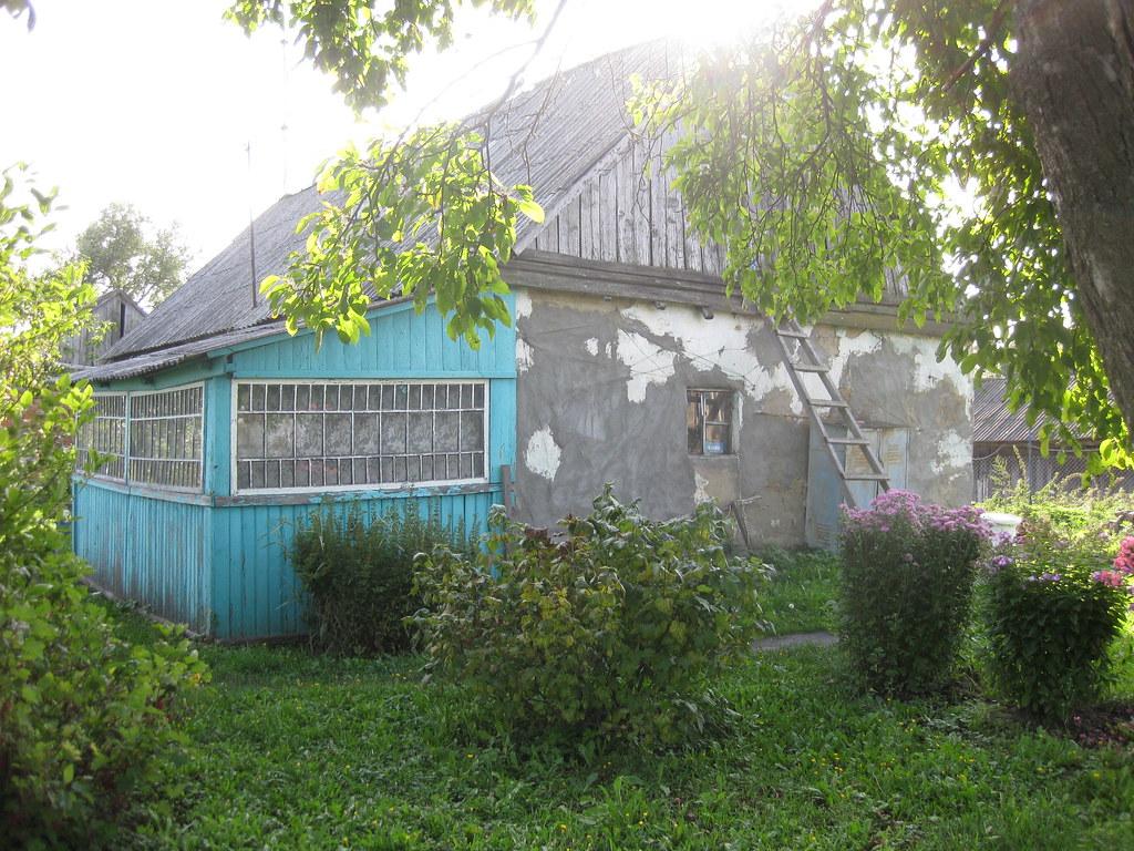 Дом Ерошкиных