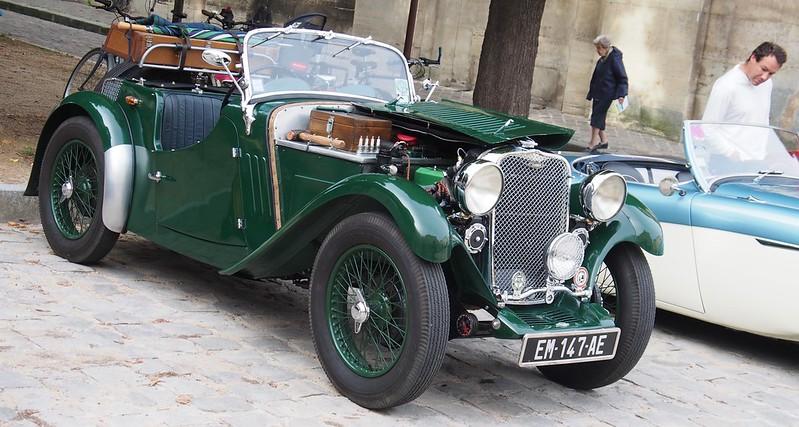 Singer Nine Racer type Le Mans 1934 36815522806_918c953dcf_c