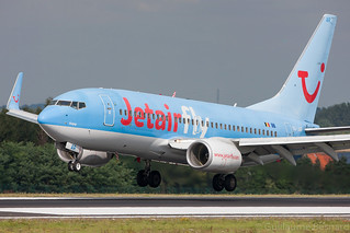 Boeing 737-700 Jetairfly OO-JAR cn 35150/2825 | by Guillaume Besnard Aviation Photography