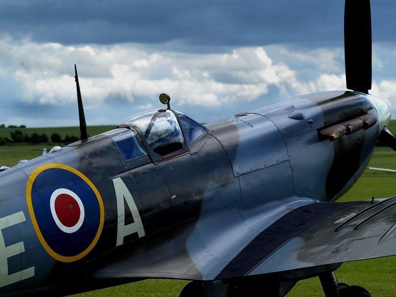 Spitfire Duxford