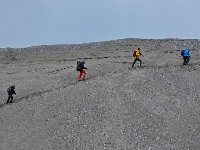 Trekking en la zona de Qassiarsuk (Sur de Groenlandia)