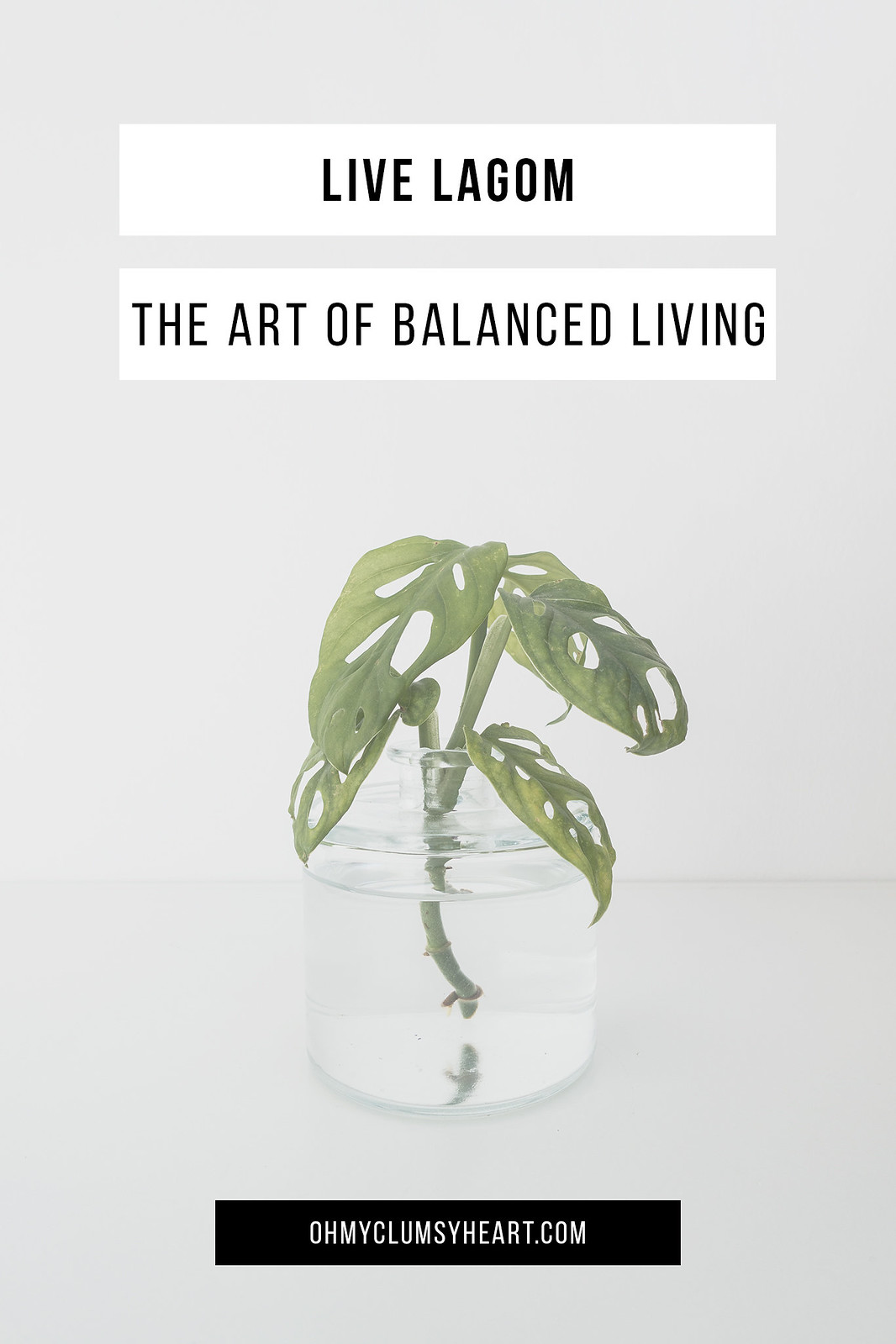 Live Lagom: The Art Of Balanced Living