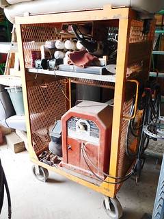 Lincoln AC 225 S welder | by thornhill3