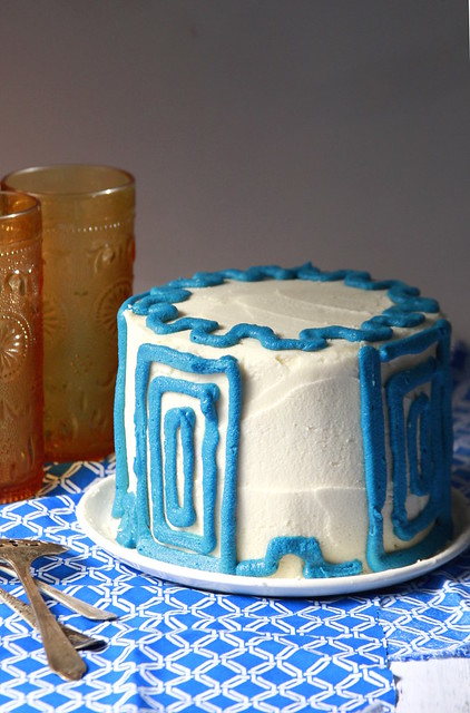 Greek Isles Cake