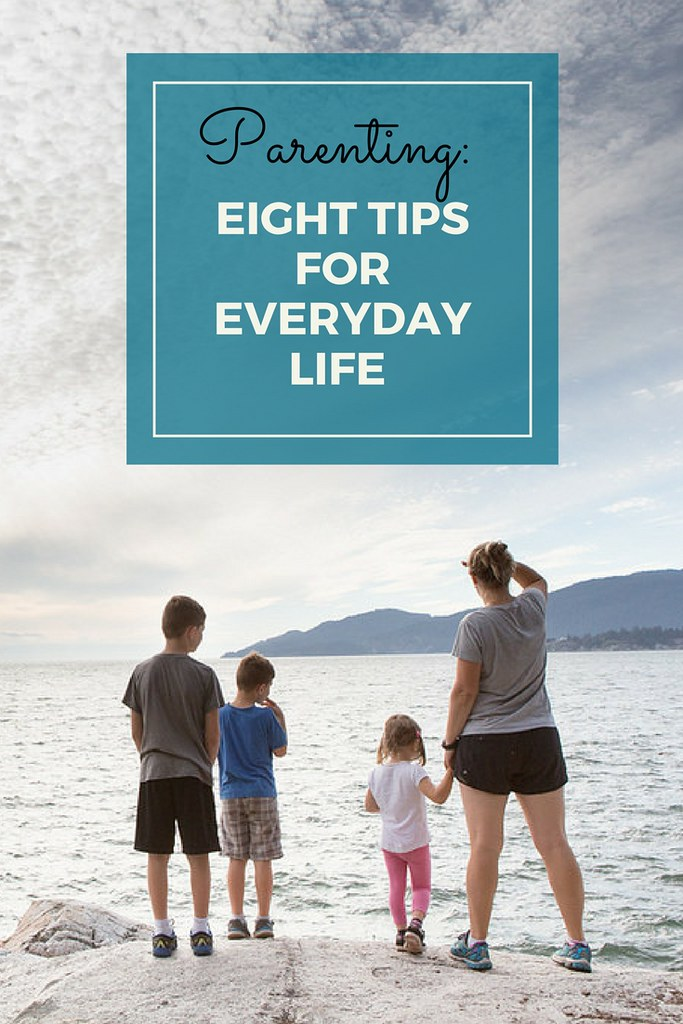 Simple yet insightful tips for parenting children of all ages.