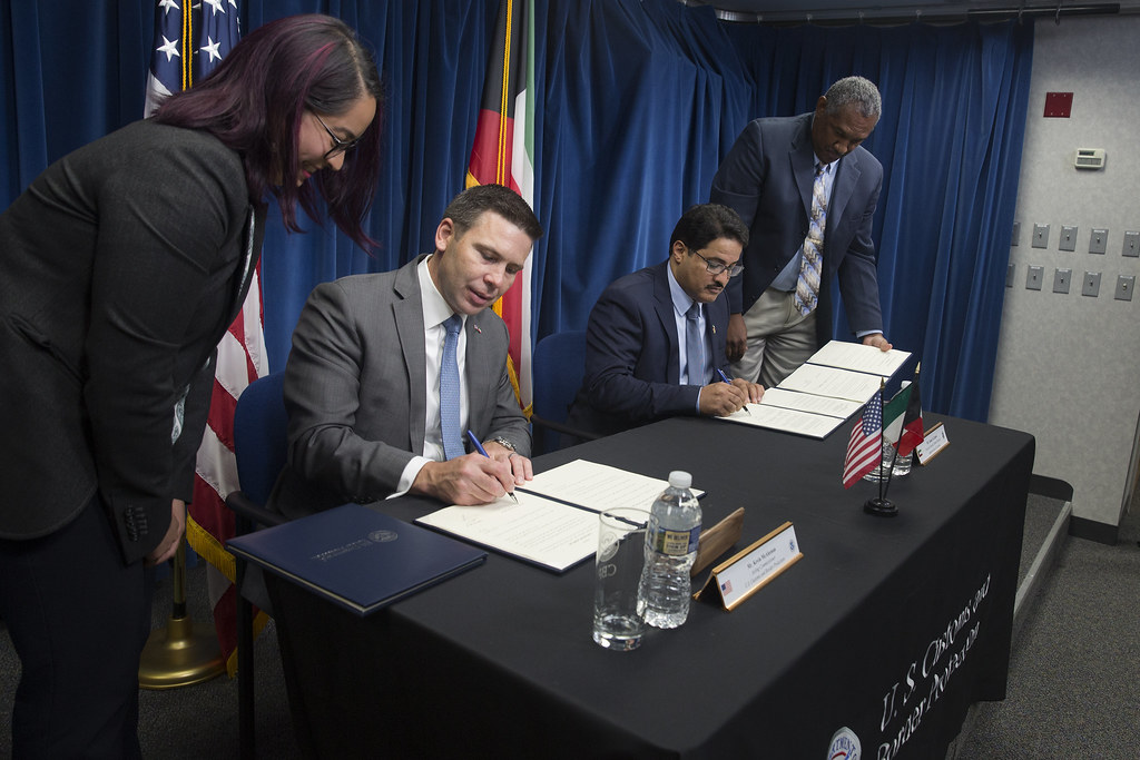 Customs Mutual Assistance Agreement And Memorandum Of Unde Flickr