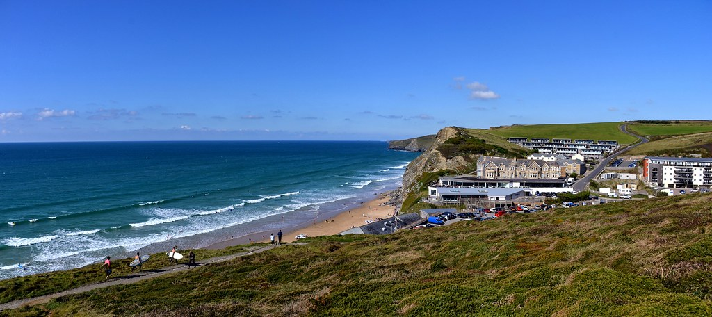 Image result for Watergate Bay