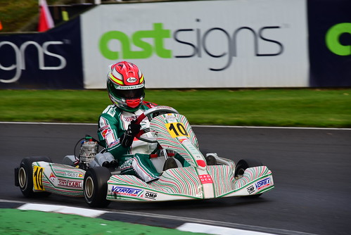 David Vidales, OK, CIK-FIA Karting World Championship, PF International Kart Circuit 2017