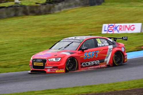 Ant Whorton-Eales, Audi S3, British Touring Car Championship, Knockhill 2017