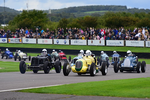 Goodwood Trophy, Goodwood Revival 2017