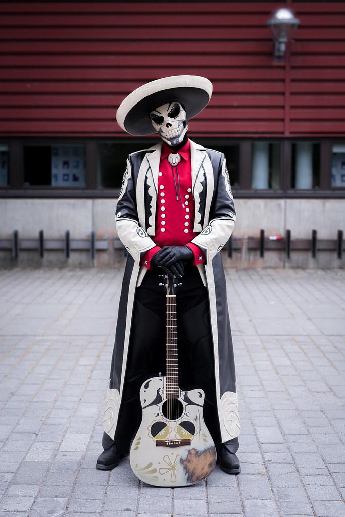 overwatch reaper mariachi cosplay punapanda flickr