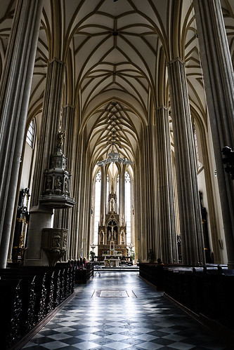 St. James's Church, Brno | by Avital Pinnick