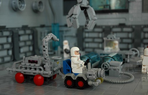 Medical bay - transport rover | by adde51