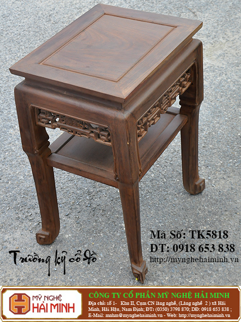 TK5818k   Bo Truong Ky co do    do go mynghehaiminh