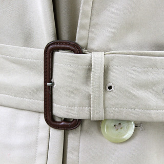 Burberry Trench Detail