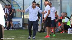 Virtus Francavilla-Catania 0-3: le parole dei protagonisti