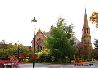 Christ Church, Victoria Road, Fulwood, Preston, Lancashire | by Fred Fanakapan