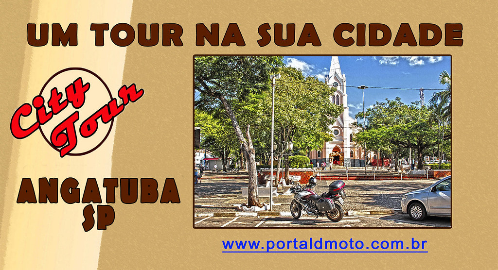 CITY TOUR – ANGATUBA/SP