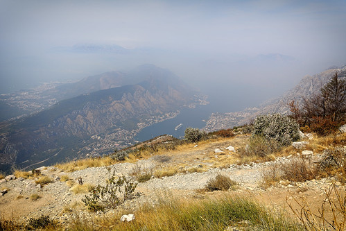 Kotor Bay In The Mist | by Alfred Grupstra