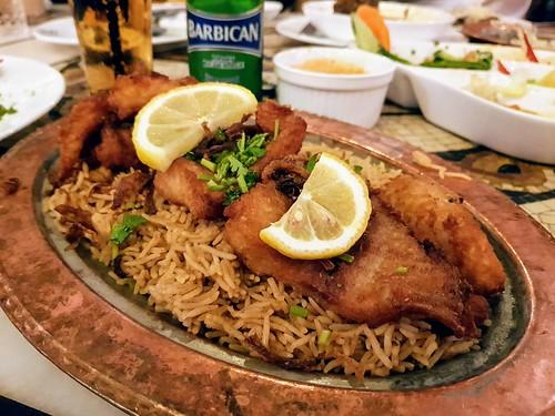 Sayadiya Fish