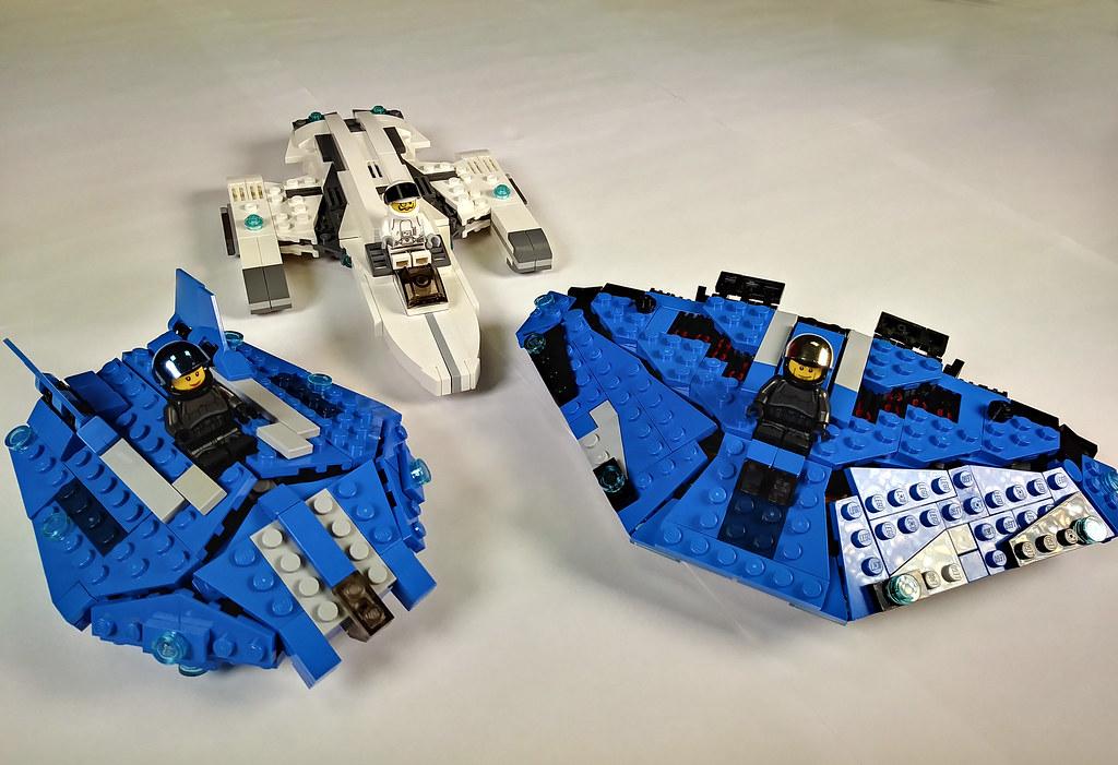 Elite Dangerous Microfighters | Flickr
