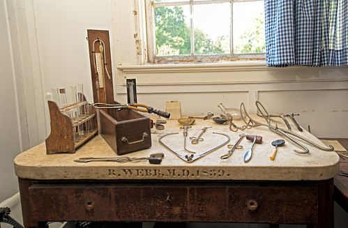 Dr. Rindge's tools | by Madison Historical Society (CT-USA)