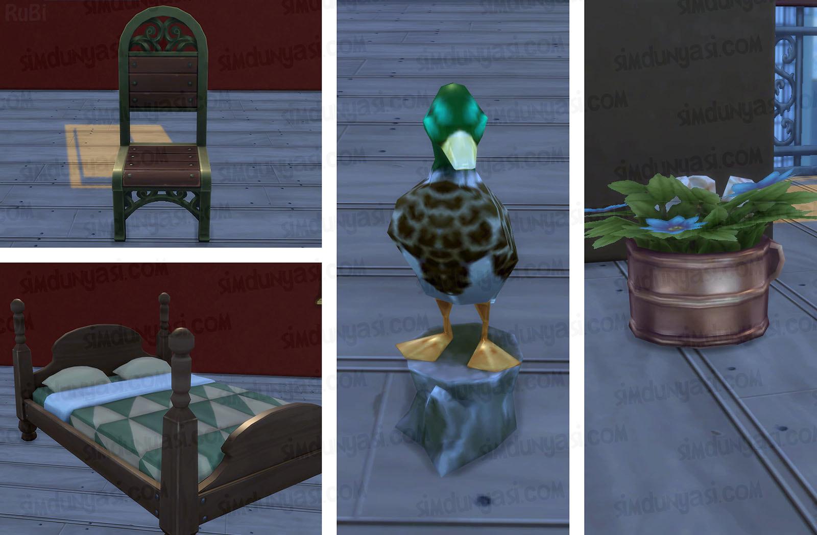 The Sims 4 12 Eylül 2017 Update Güncelleştirmesi