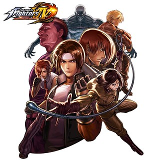king of fighters xiv | by PlayStation Europe