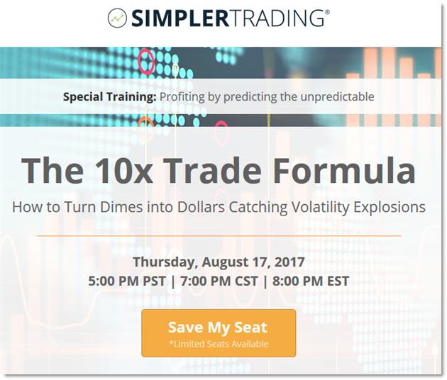 The 10x Trade Formula John Carter