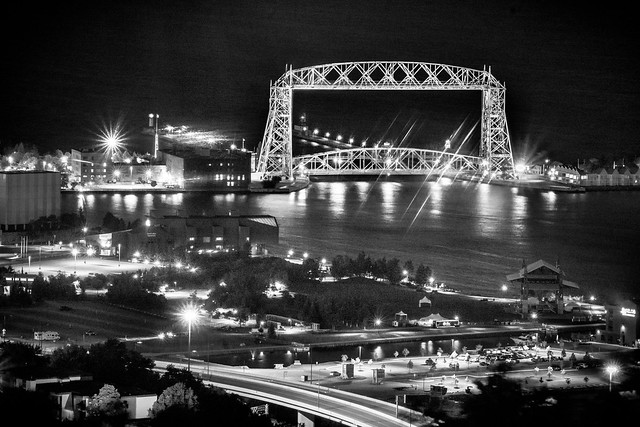 Evening In Duluth