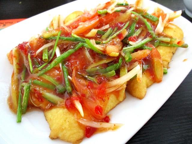 My Chef Restaurant Thai-style tofu