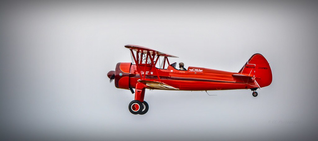 Snoopy vs. The Red Baron ? | The Boeing-Stearman Model 75 ...