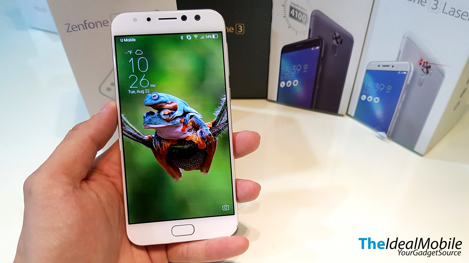 Love Wallpaper For Zenfone 5 : [REVIEW] ASUS ZenFone 4 Selfie Pro Making comeback with Dual-Front camera, Wefie Made Easier ...