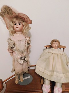 German Florodora AIM bisque doll 1904 | by thornhill3