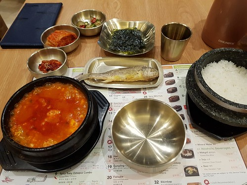 Dumpling Soondubu