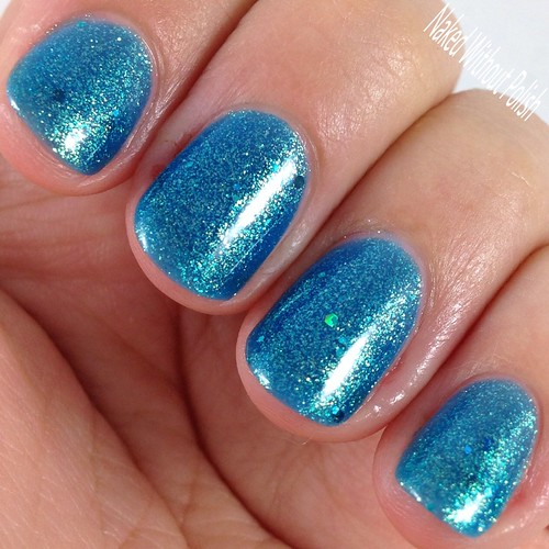 Little-Black-Dress-Nail-Lacquer-Mermaids-Lair-8 | by NakedWithoutPolish