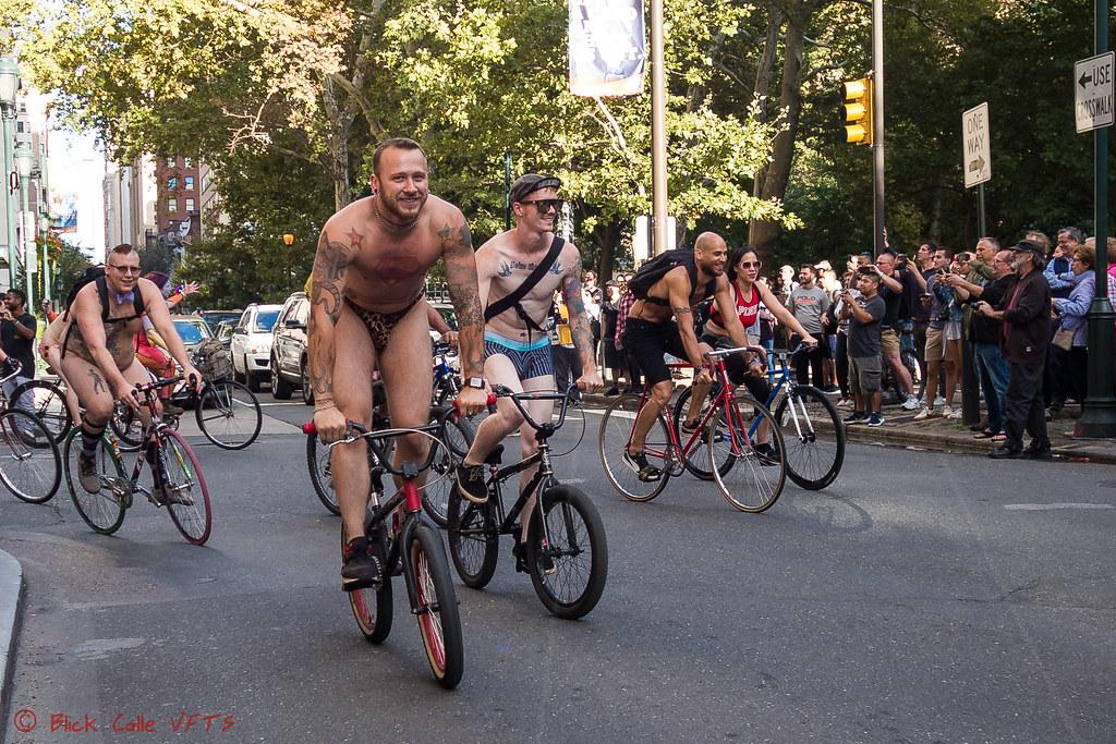 For Philadelphia naked bike ride sorry