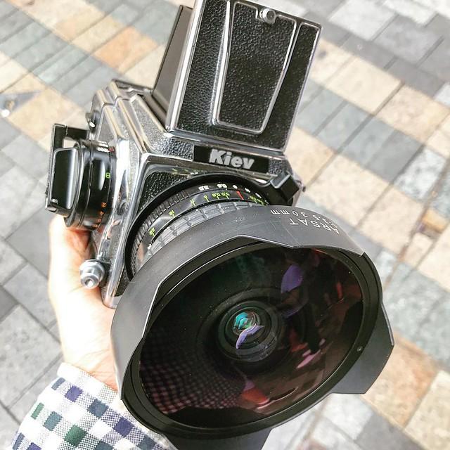 俄魚ARSAT 35mm f3.5 電影菲林味