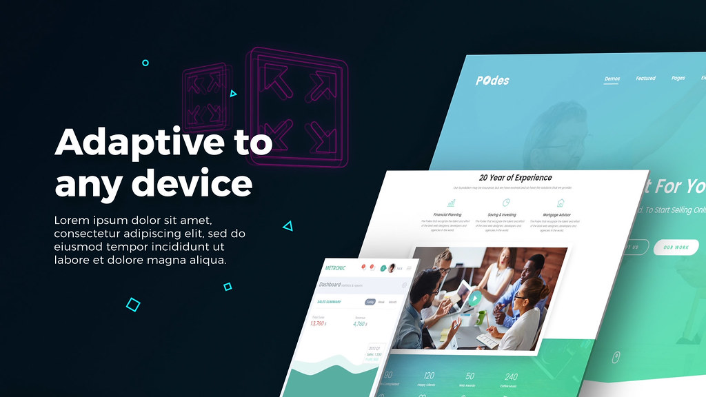 Website / Design & Development Agency Presentation - 12