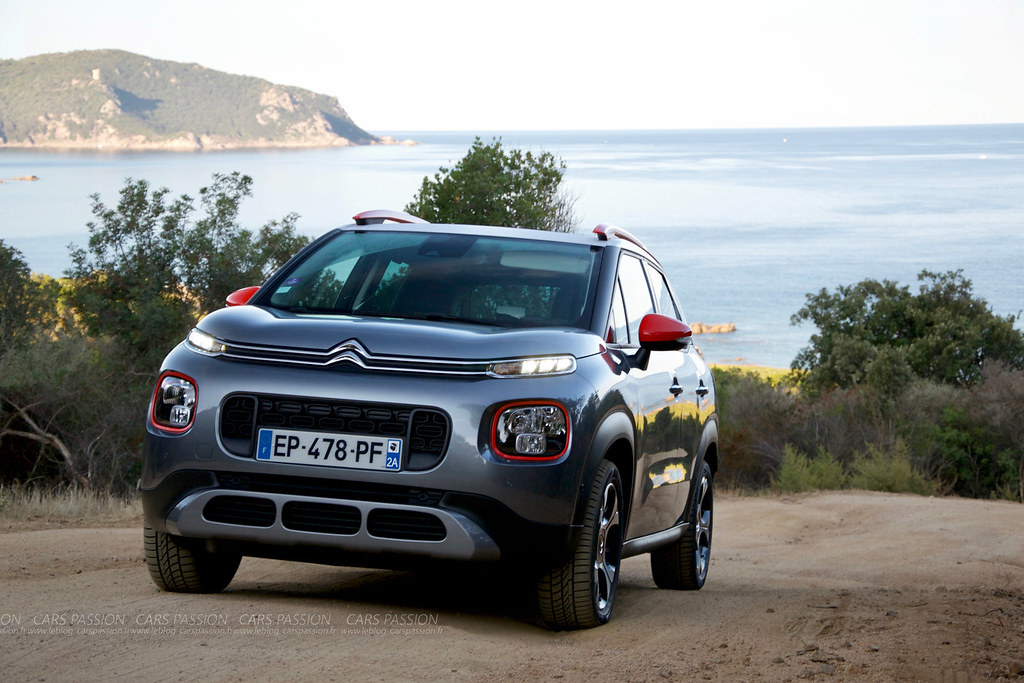 citroen c3 aircross 2018 crossover 13 essai citroen c3 a flickr. Black Bedroom Furniture Sets. Home Design Ideas