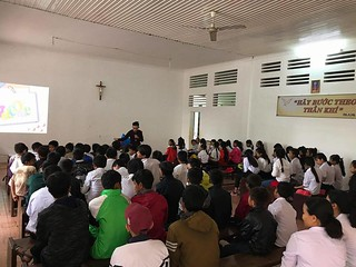 Special Classes For The Rural Areas of Vietnam