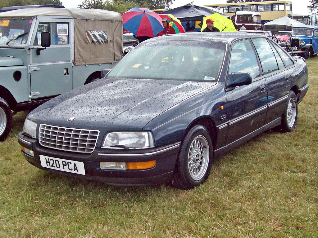 828b vauxhall senator cd 24v b series 1990 vauxhall se flickr. Black Bedroom Furniture Sets. Home Design Ideas