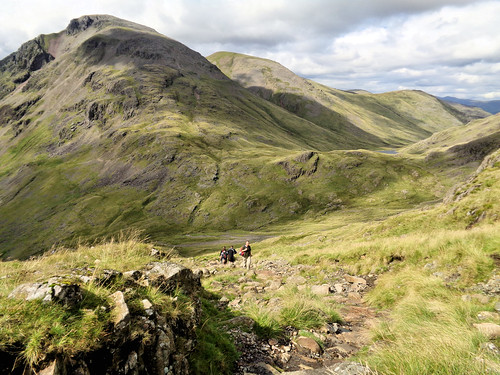 Great Gable in the background