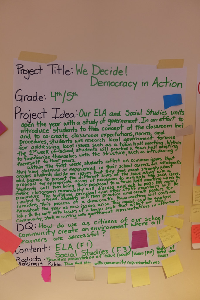 best creative writing examples grade 5th