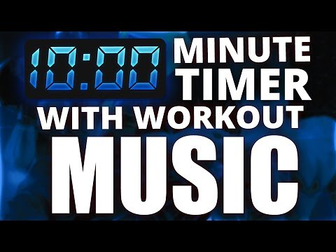 gym workout songs 10 minute countdown timer with workout flickr